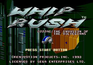 Whip Rush 2222 AD